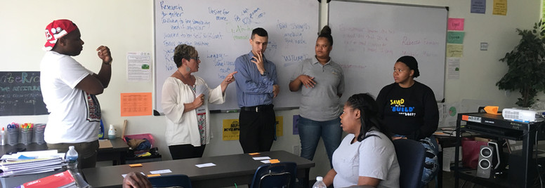 Youth Build Entreprenurship Program.