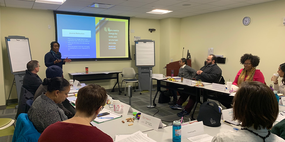 Executive Leaders Trauma Informed Professional Learning Community (PLC)