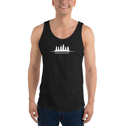 Skyline Fab Things Happen In Philly Men's Tank Top