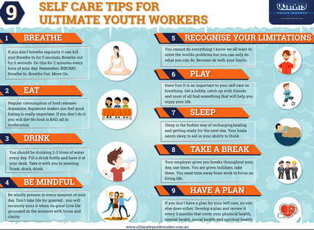 Self-Care for Youth Workers