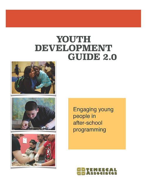 Youth Development Guide 2.0 ** FREE DOWNLOAD