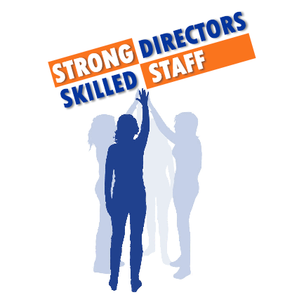 Strong Directors, Skilled Staff image of DYCD Core Competencies Guide