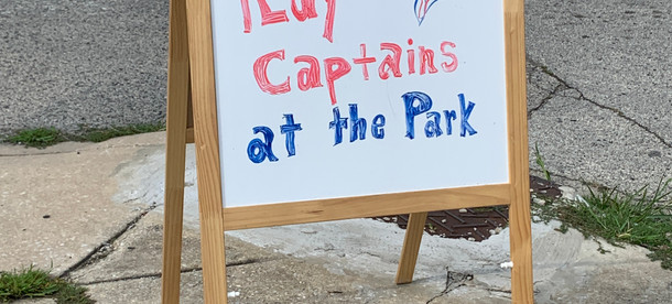 Play Captains at the Park