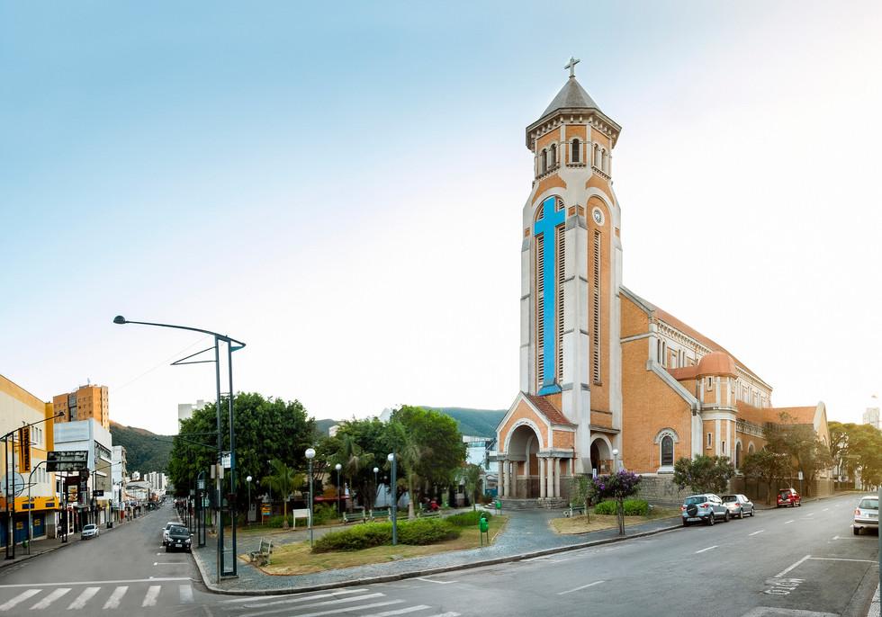 Igreja Matriz Poços de Caldas