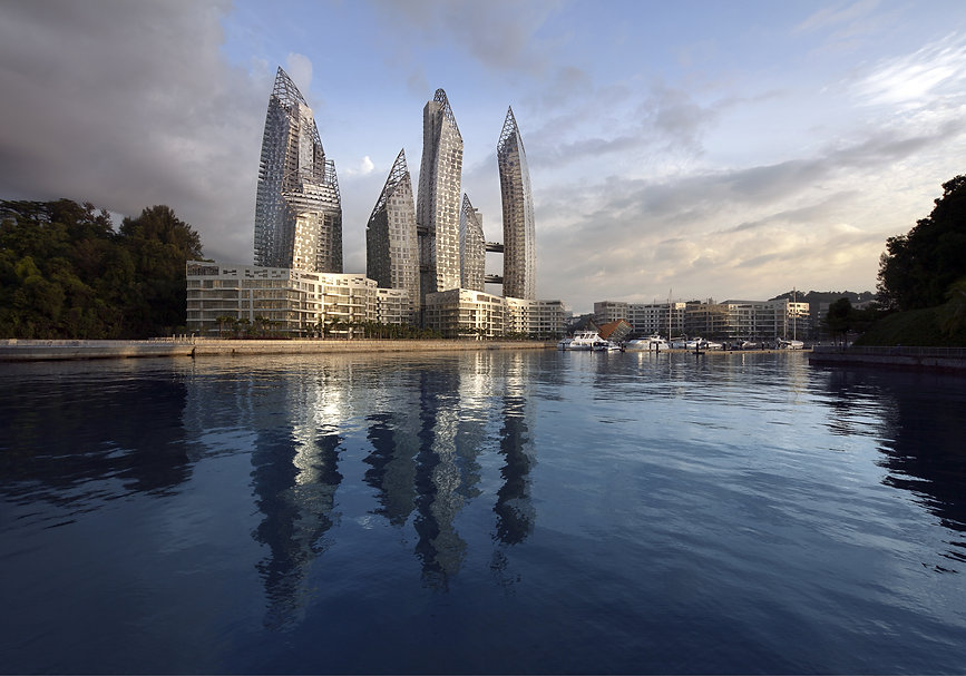 Reflection at keppel Bay 1.jpg