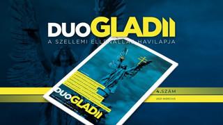 Gábriel arkangyal segedelmével érkezik a márciusi Duo Gladii
