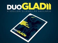Csapás a modern világra – Indul a Duo Gladii, a szellemi ellenállás havilapja