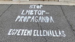 Stop LMBTQP-propaganda – Az Egyetemi Ellenállás üzenete az ELTE-nek