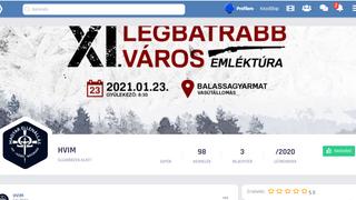 HVIM a Hundub magyar közösségi felületen is