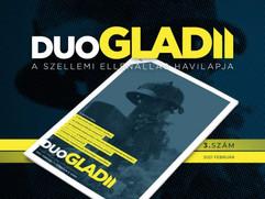 Kitörés tematikus számmal jelentkezik februárban a Duo Gladii