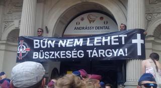 Üdvözöljük a Budapest Pride felvonulás elmaradását!