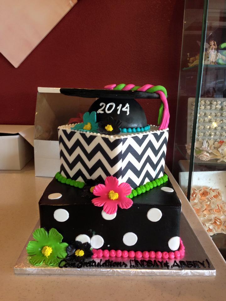BakeMyDay Bakery Katy Graduation