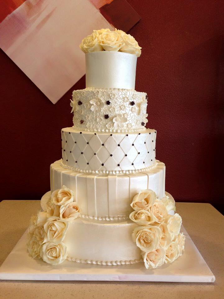 Bake My Day Bakery Katy Wedding Cake