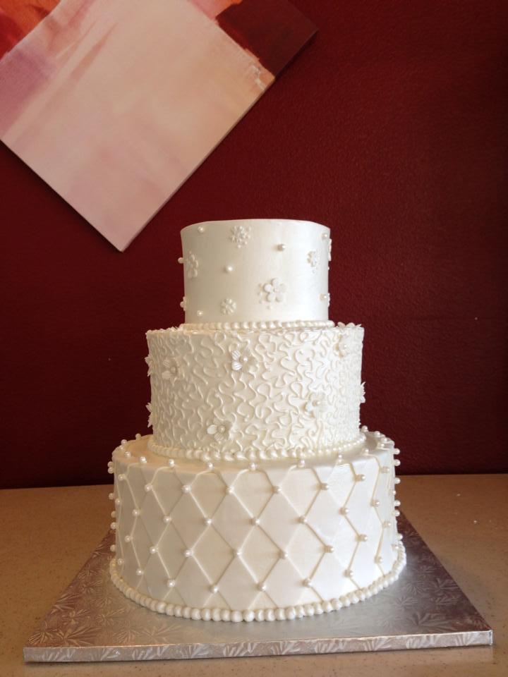 Bake My Day Bakery Katy Wedding Cake