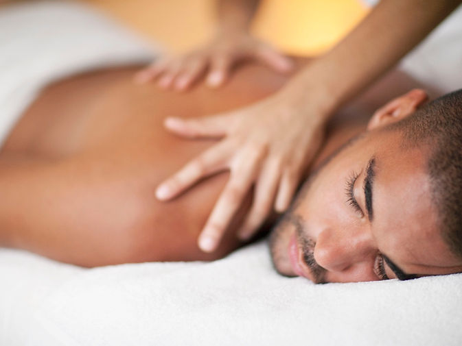 deep tissue massage - mobile therapist  to your home