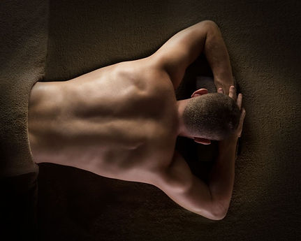deep tissue massage to your hotel