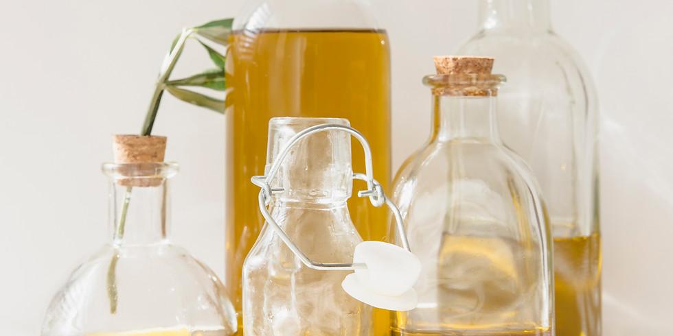Oxymel, Ölansätze und Tinkturen