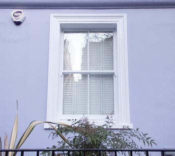 Windows of Notting Hill