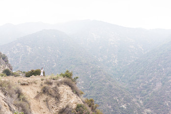 Tuyet & Patrick's Engagement: Los Angeles National Forest