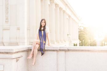 Ahran - UC Berkeley Grad Photos