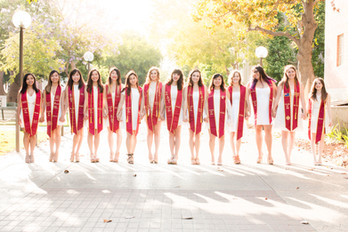 Best Locations for Grad Photos (USC)