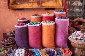 Spring Break (1): Marrakech, Morocco