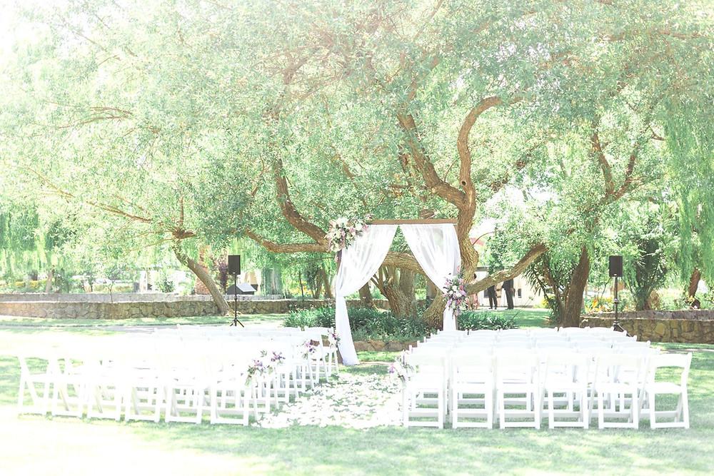Cline Cellars Wedding