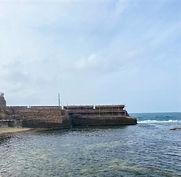 lighthouse old akko