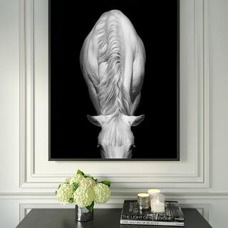 Unique Equestrian Style for interiors.