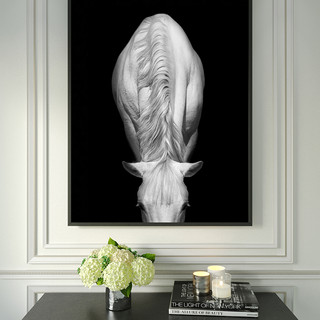 Unique Equestrian Style for interiors.