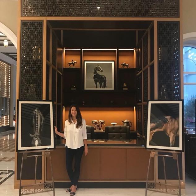St.Regiz Hotel and Polo Resort Dubai.
