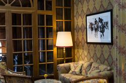 At Kulm Hotel in St.Moritz 2015