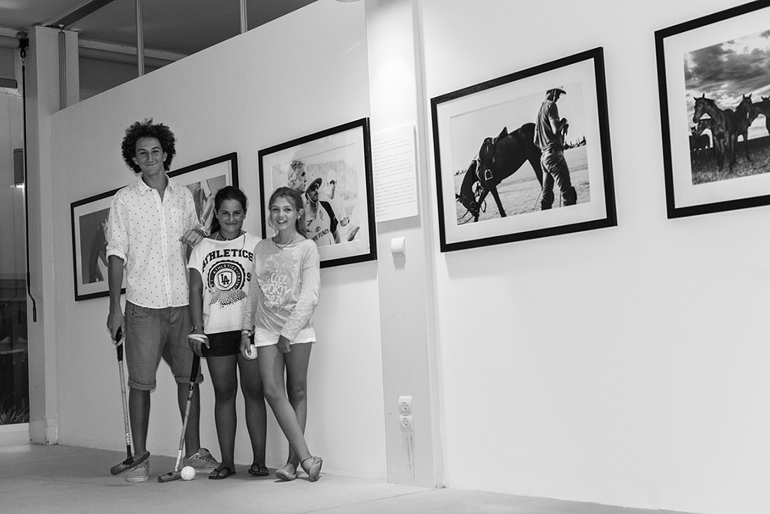 Personal exhibition at Santa Maria P