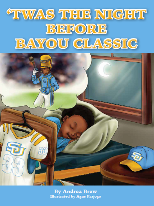 'Twas the Night Before Bayou Classic