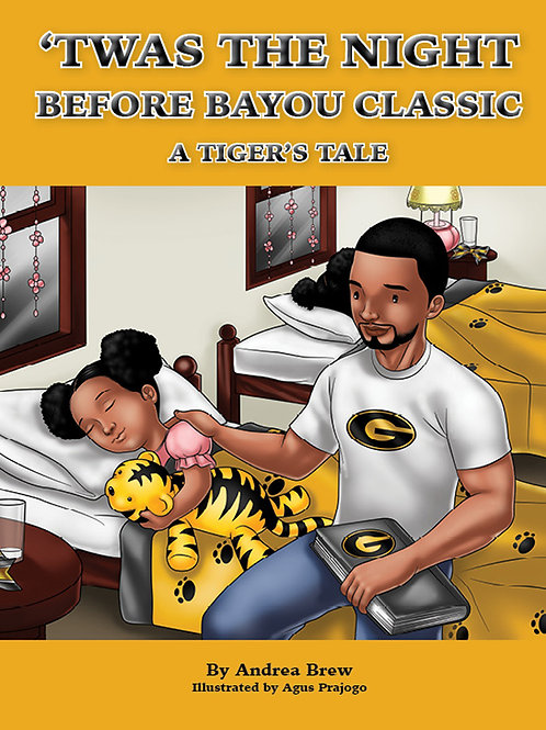 'Twas the Night Before Bayou Classic: A Tiger's Tale