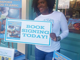 New Orleans Book Signing