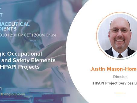 Justin/HPAPI @HPAPI Live Event