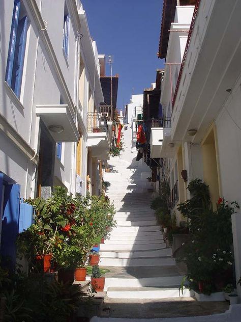 Skopelos Greece Vacations Stafylos Suites