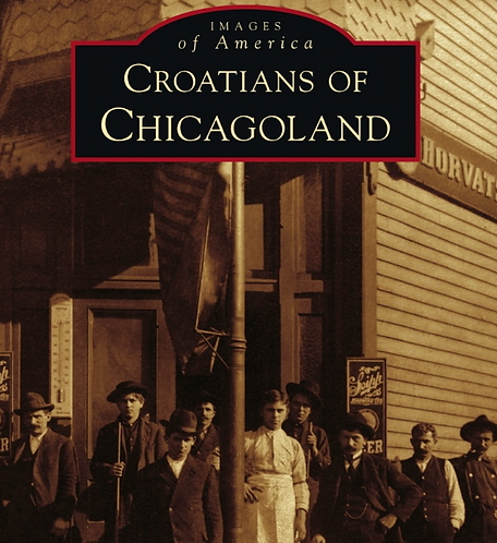 Book: Croatians of Chicagoland