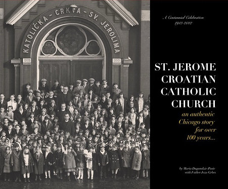St. Jerome's Photo Book - Large