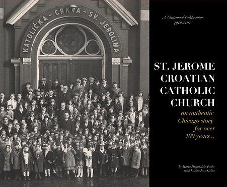 St. Jerome's Photo Book - Standard