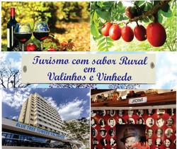 turismo com sabor rural