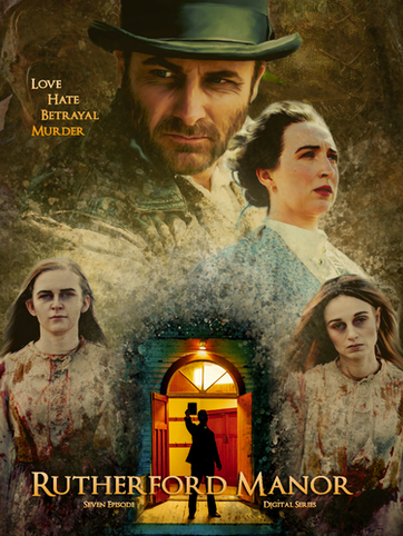 Rutherford Manor Poster