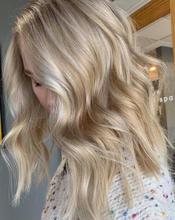Custom Blonde Colorist