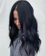 Brunette hair care