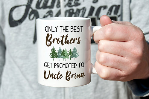 best brothers get promoted to uncle