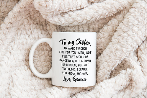 funny sister gifts