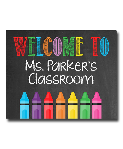 Welcome to Teachers Classroom Print