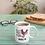 Thumbnail: Don't Ruffle My Feathers Personalized Mug
