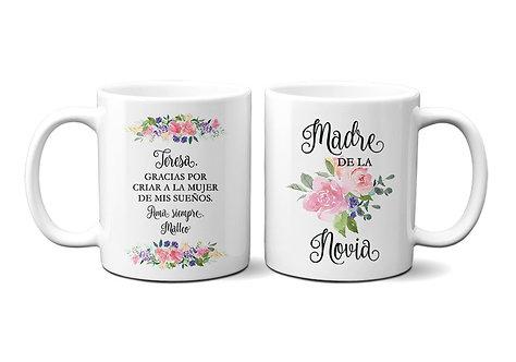 Madre De La Novia Mug